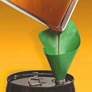 FlexiDrainer Oil Funnel