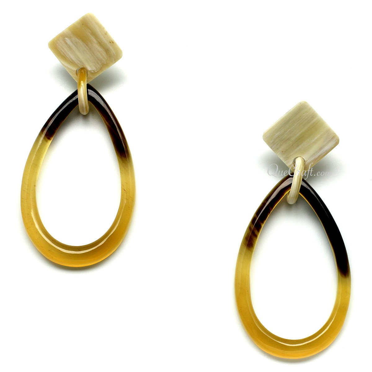 Horn Earrings #10143 - HORN.JEWELRY