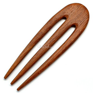 Rosewood Hair Pin #10765 - HORN.JEWELRY