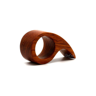 Rosewood Ring #9807 - HORN.JEWELRY