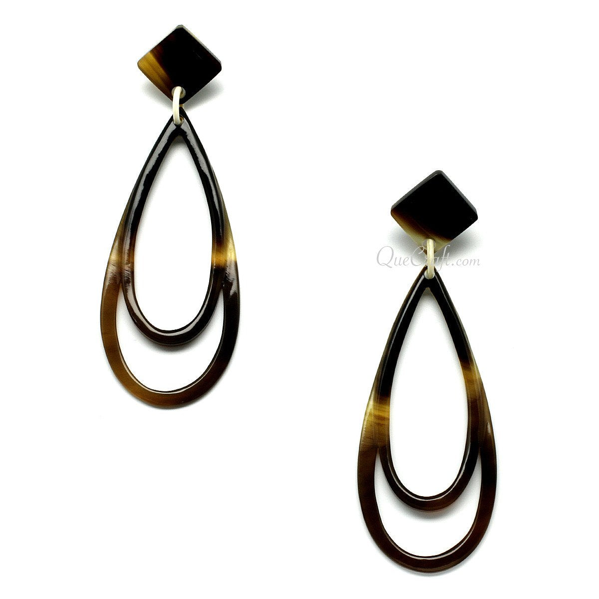 Horn Earrings #10556 - HORN.JEWELRY