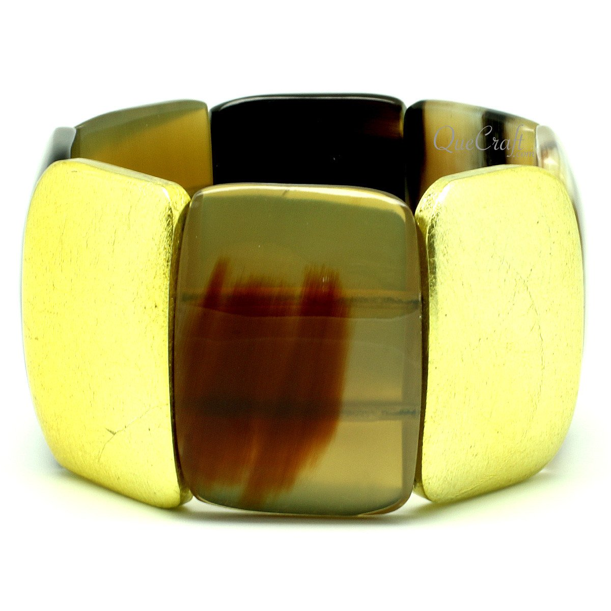 Horn & Lacquer Bracelet #12766 - HORN.JEWELRY