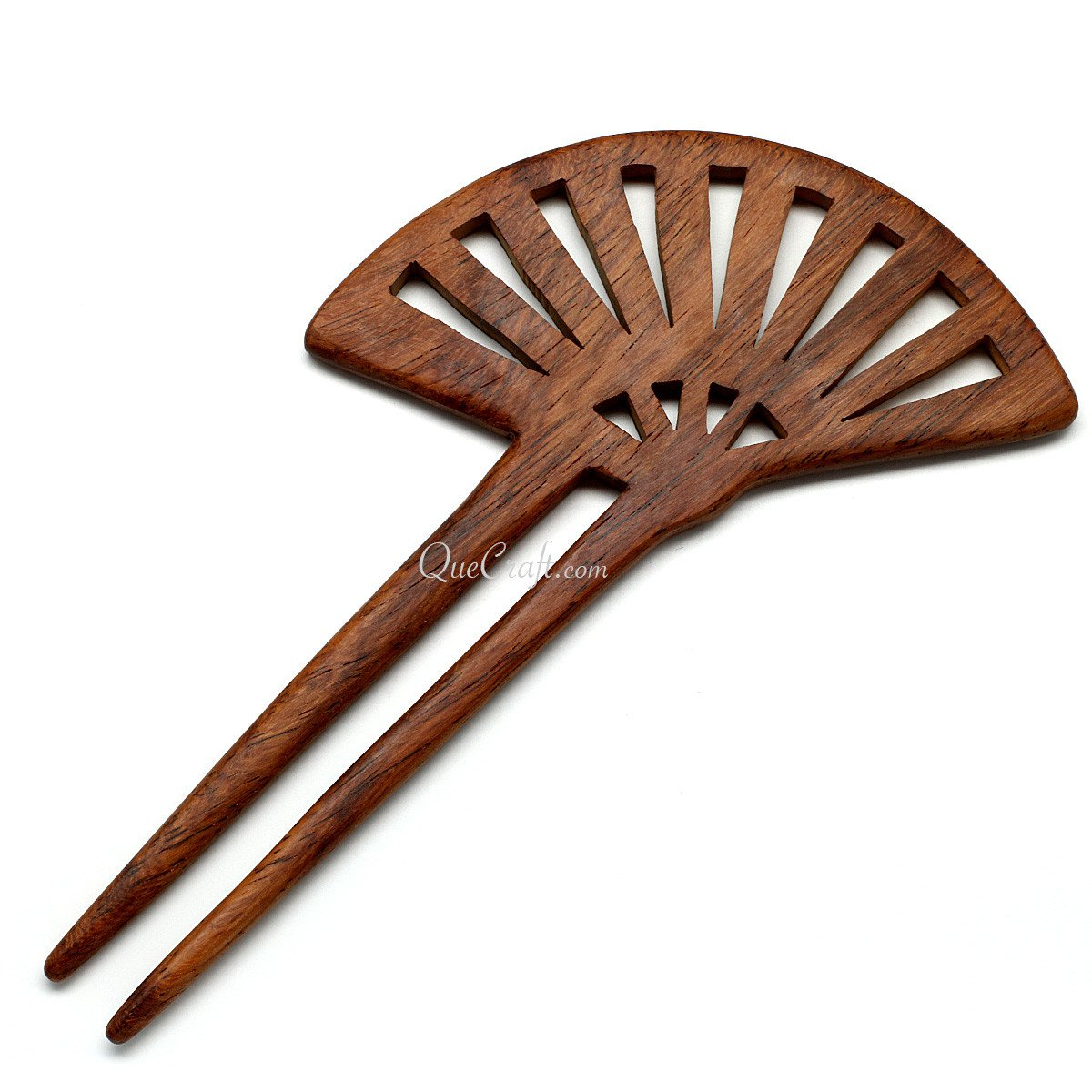 Rosewood Hair Pin #10770 - HORN.JEWELRY