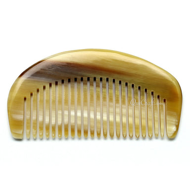 Horn Hair Comb #10792 - HORN.JEWELRY