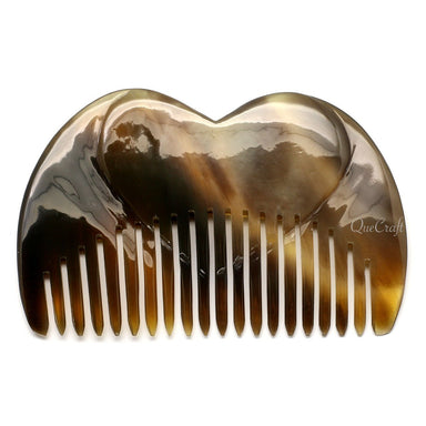 Horn Hair Comb #5564 - HORN.JEWELRY