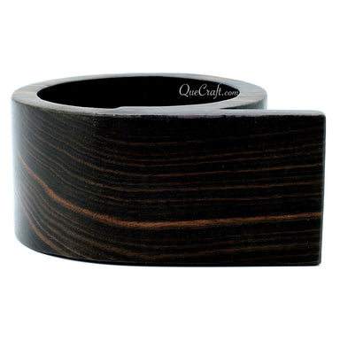 Ebony Bangle Bracelet #10294 - HORN.JEWELRY