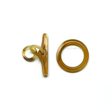 Horn Toggle Clasp #11532 - HORN.JEWELRY