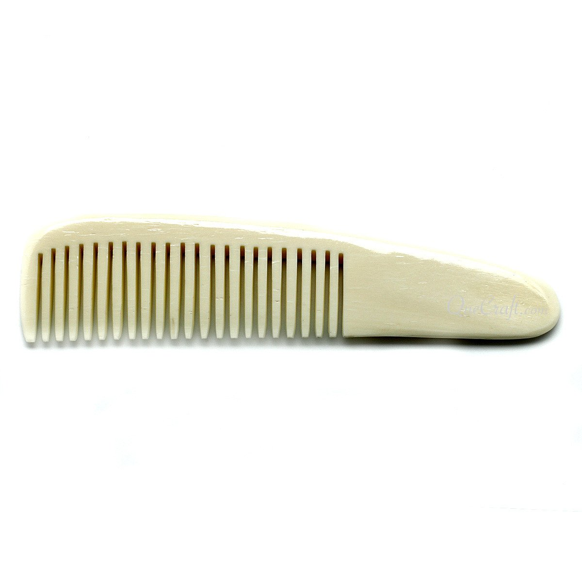 Bone Hair Comb #10668 - HORN.JEWELRY
