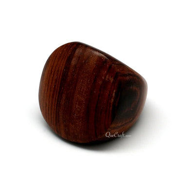 Rosewood Ring #10207 - HORN.JEWELRY