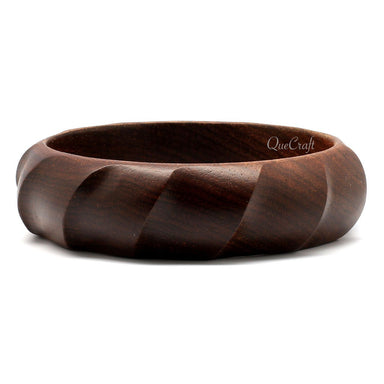 Rosewood Bangle Bracelet #9343 - HORN.JEWELRY