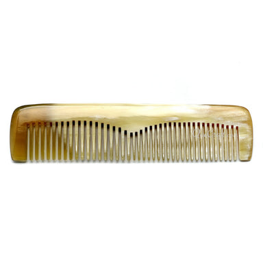 Horn Hair Comb #10802 - HORN.JEWELRY