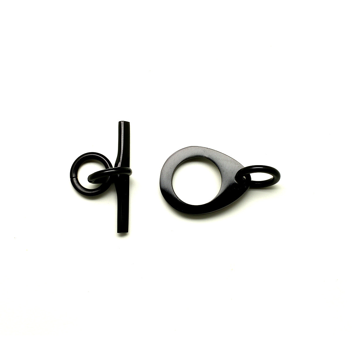 Horn Toggle Clasp #10132 - HORN.JEWELRY