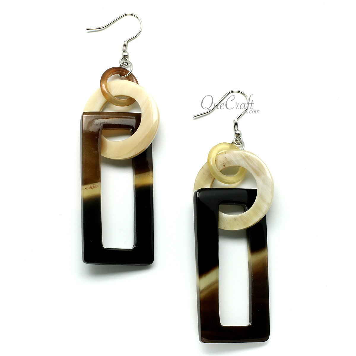 Horn Earrings #10001 - HORN.JEWELRY