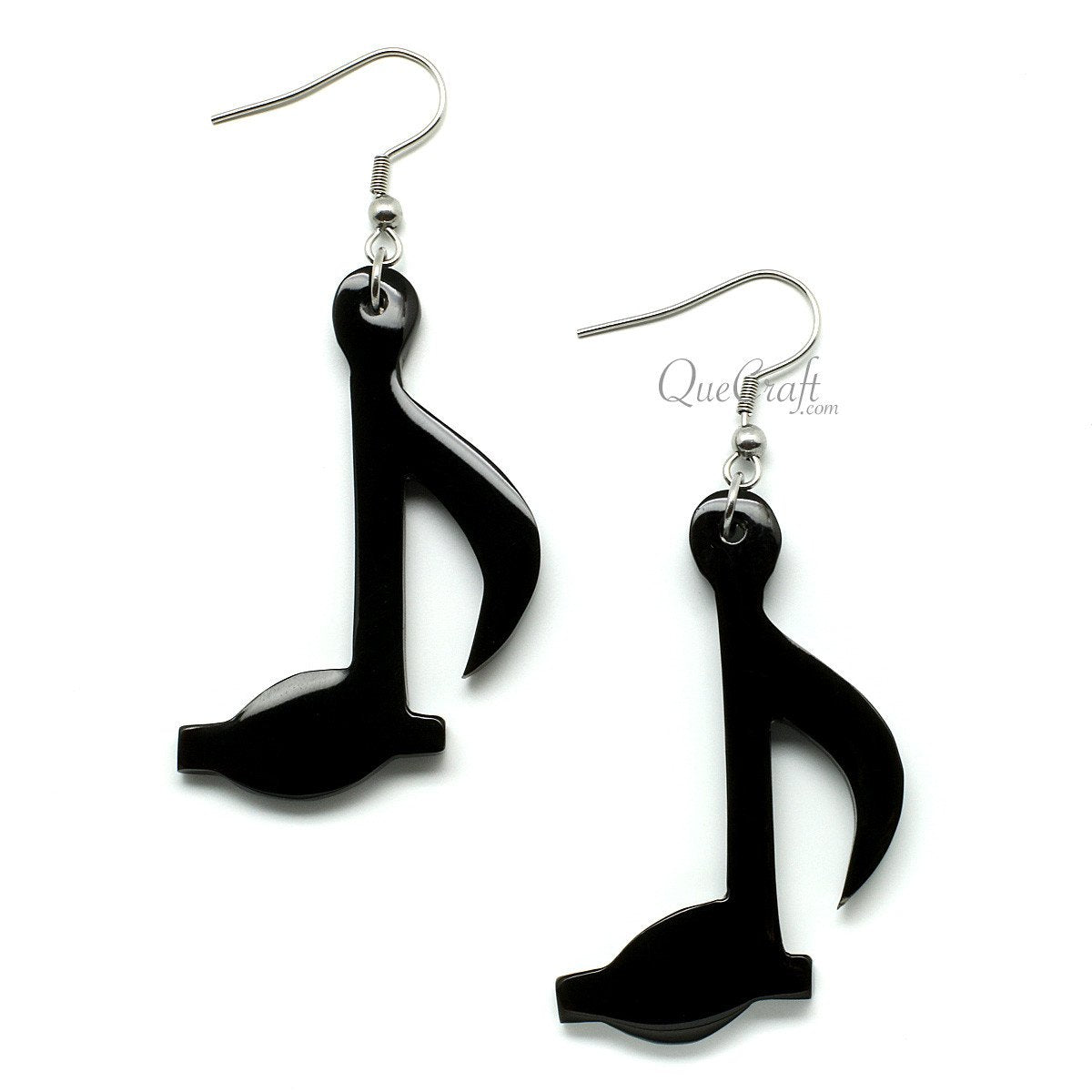 Horn Earrings #11746 - HORN.JEWELRY