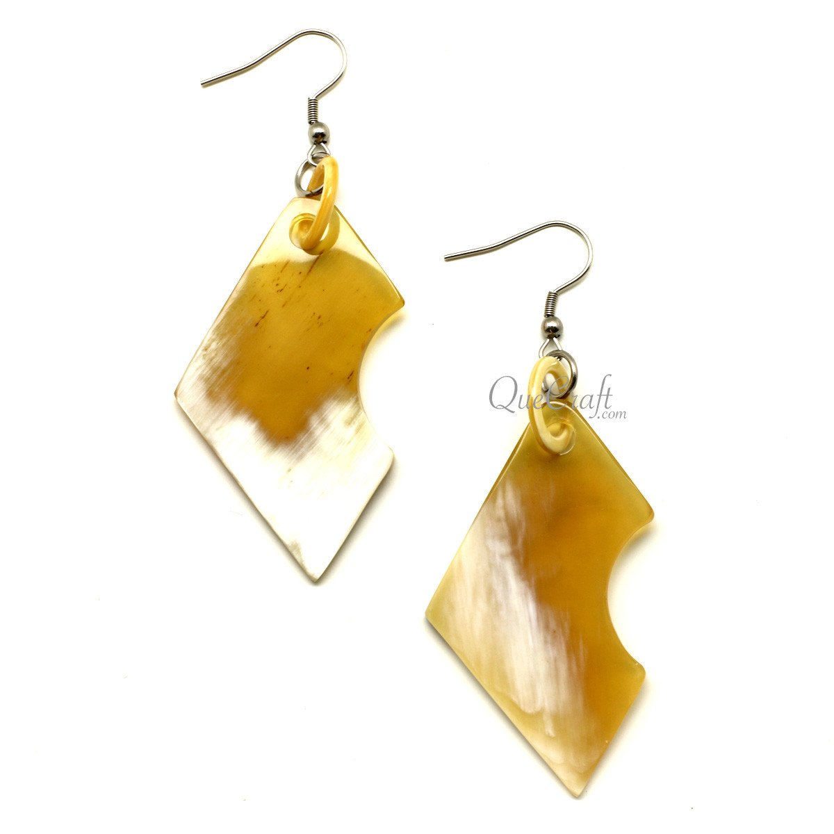 Horn Earrings #12207 - HORN.JEWELRY