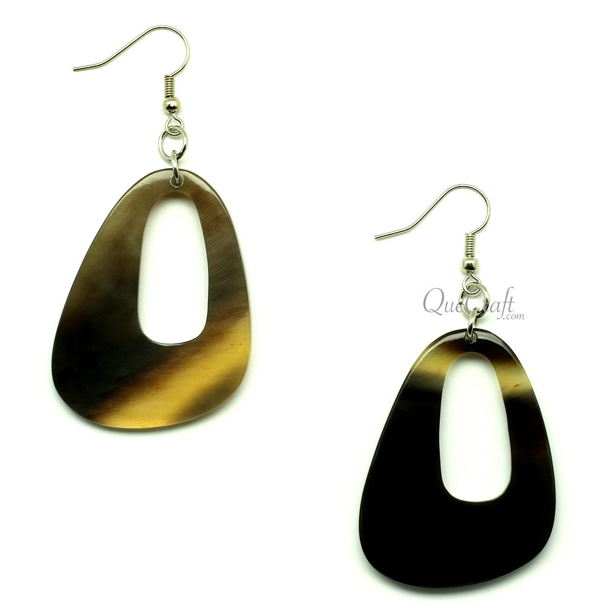 Horn Earrings #12769 - HORN.JEWELRY
