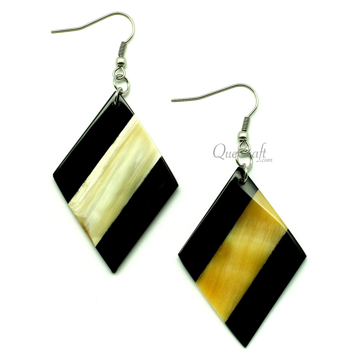Horn Earrings #12868 - HORN.JEWELRY