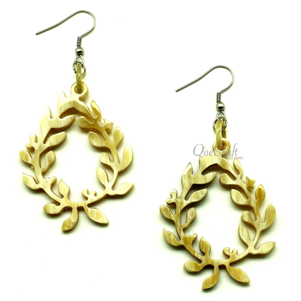 Horn Earrings #12960 - HORN.JEWELRY