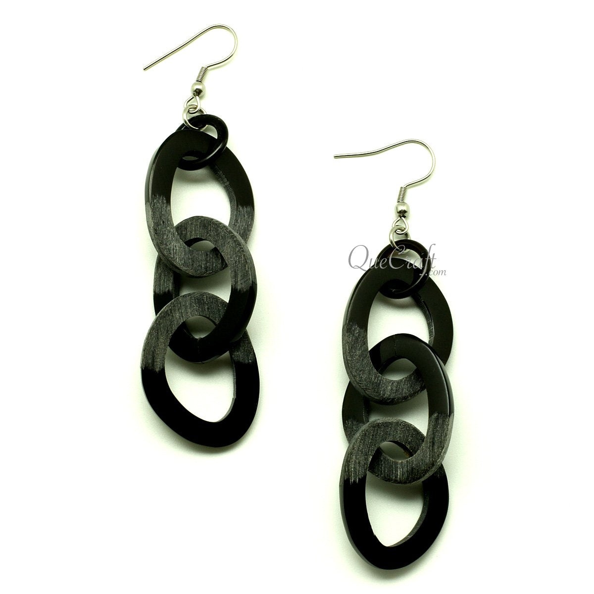 Horn Earrings #13027 - HORN.JEWELRY