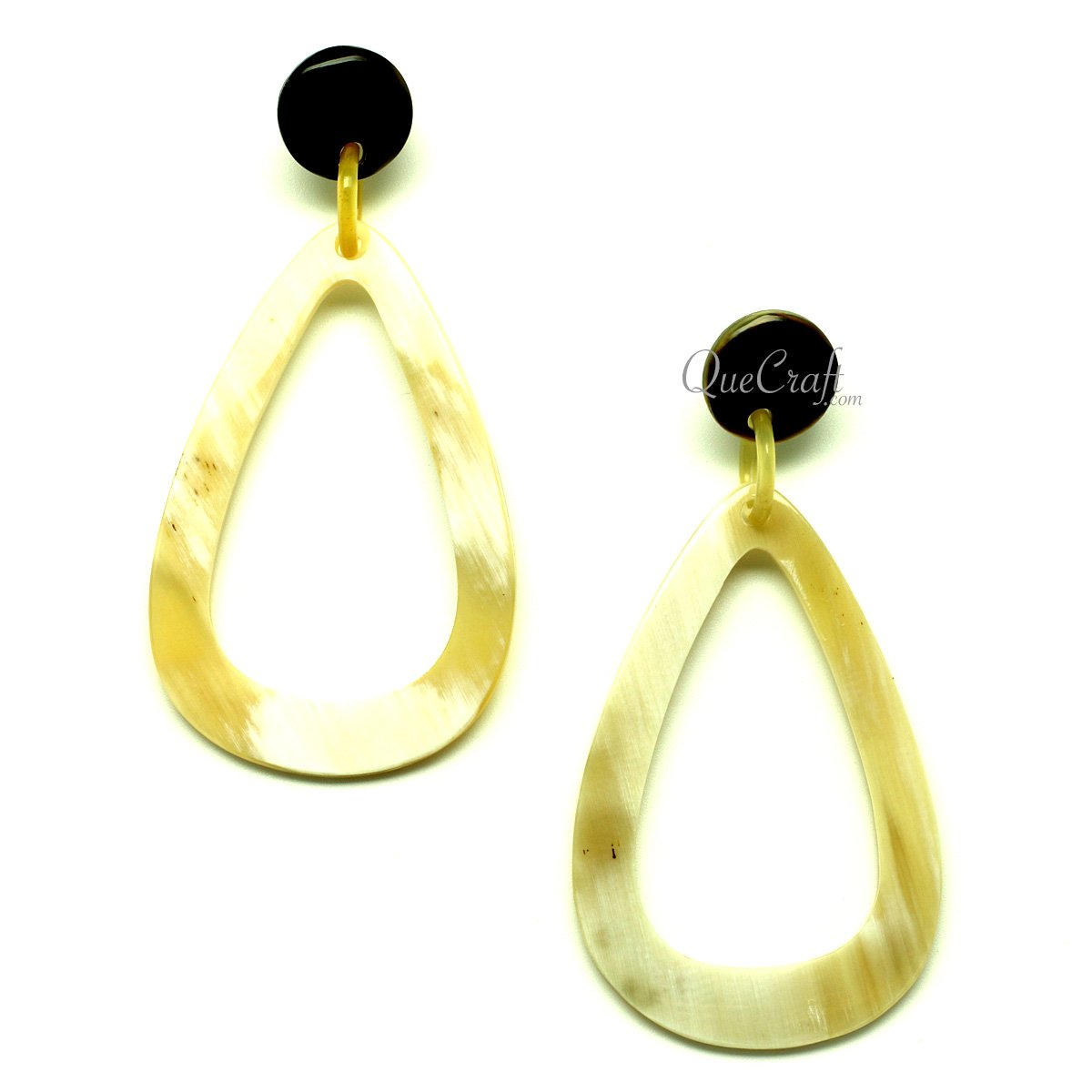 Horn Earrings #13266 - HORN.JEWELRY