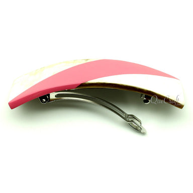 Horn & Lacquer Hair Clip #12778 - HORN.JEWELRY