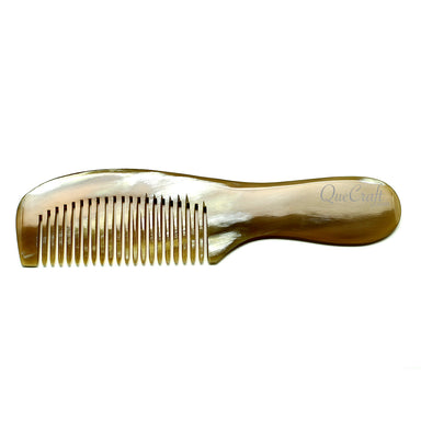 Horn Hair Comb #10793 - HORN.JEWELRY