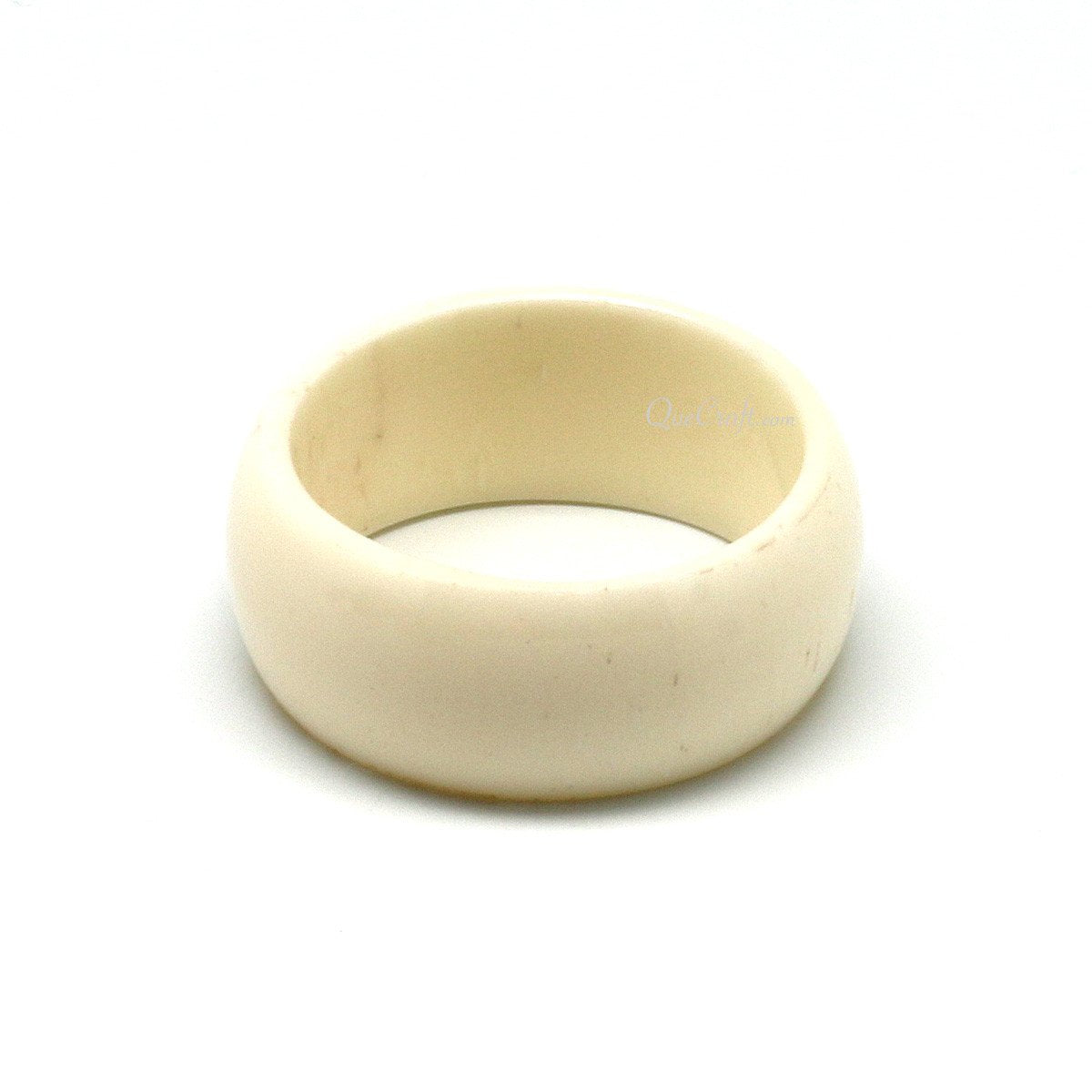 Bone Ring #10372 - HORN.JEWELRY