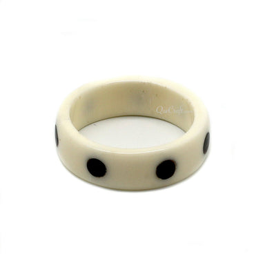 Bone & Horn Ring #10167 - HORN.JEWELRY