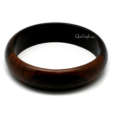 Ebony Bangle Bracelet #9973 - HORN.JEWELRY