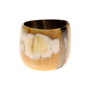 Horn Napkin Ring #14177 - HORN.JEWELRY