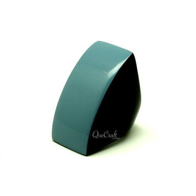 Horn & Lacquer Ring #13296 - HORN.JEWELRY