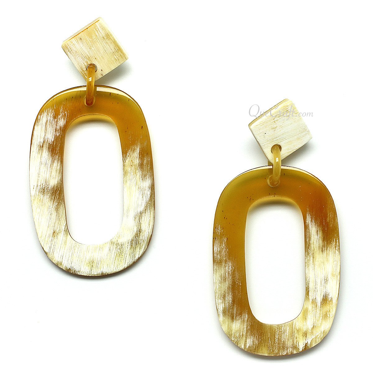 Horn Earrings #11566 - HORN.JEWELRY