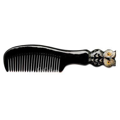 Horn Hair Comb #10692 - HORN.JEWELRY