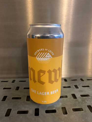 Newbarns Brewery Oat Lager