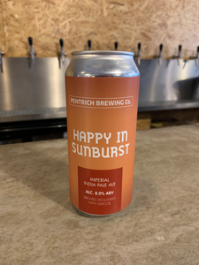 Pentrich Brewing Co HAPPY IN SUNBURST