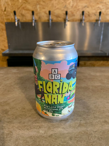 Alphabet Brewing Florida Nan
