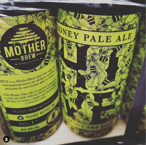 MotherBrew HIVE Honey Pale Ale