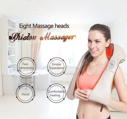 Acupressure Electric Neck Massager