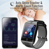 Bluetooth Smartwatch with Curved Screen For Android and IPhone - Shop Better Health