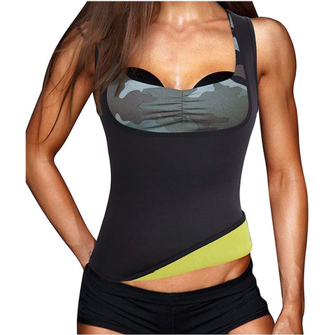 Body Shaper Slimming Sweat Vest - Shop Better Health