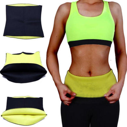 Fitness Slimming Waist Belt - Shop Better Health