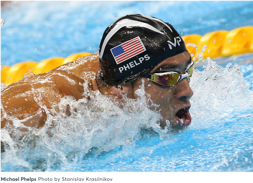 Michael Phelps Says This Is His Secret To Success