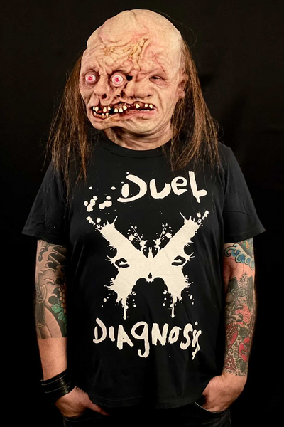 Duel Diagnosis Logo T-Shirt