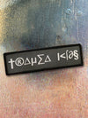 Trauma Kids Embroidered Patch