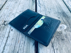Shark Skin Card Wallet