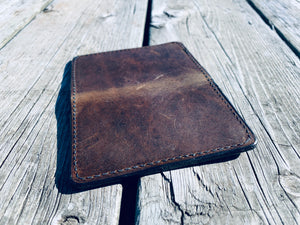 Crazy Horse Card Wallet
