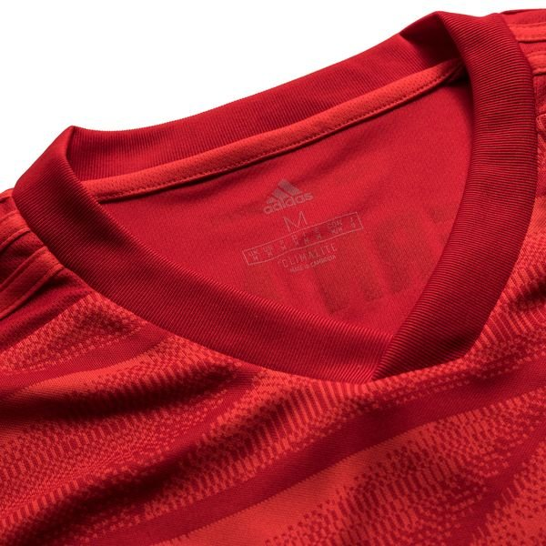 Bayern Munich 2019 20 Player Home Jersey Red Size S