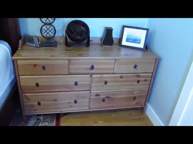 Hi Guys! In this video I will show you my husbands dresser drawer organization