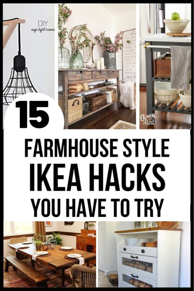 Ikea hacks make for a fun, adventurous, and rewarding DIY project