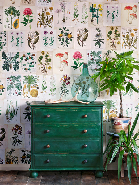 You Already Have Everything You Need For This Wall Covering DIY